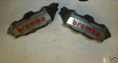 Brembo radial brake calipers, Ducati
