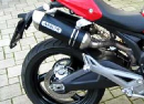 Arrow slip on Ducati Monster 696, 796 och 1100